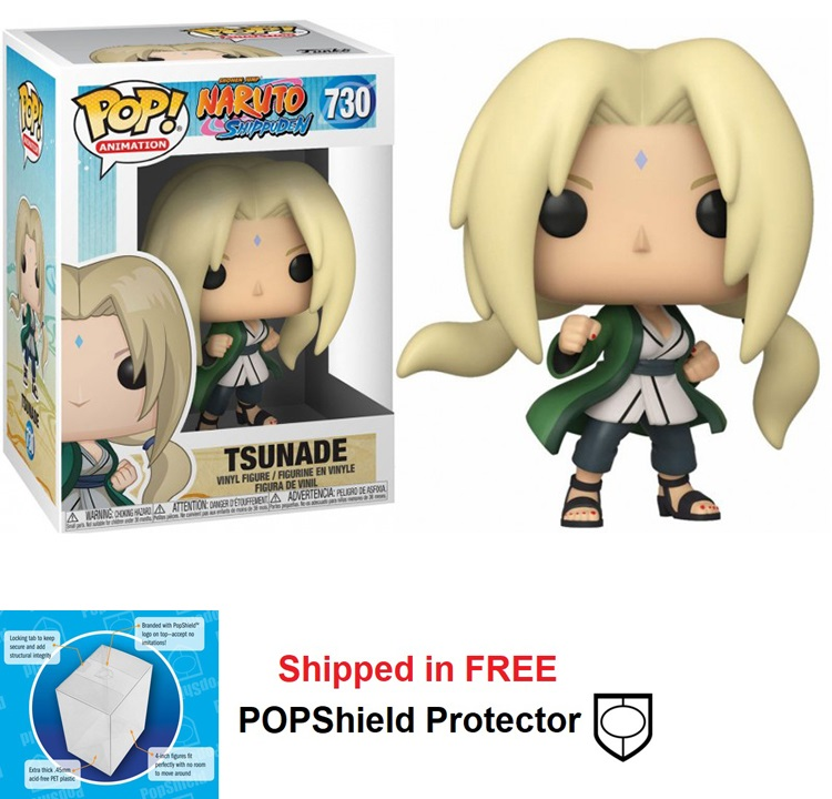 Funko POP Animation Naruto Tsunade - #730